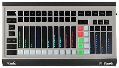 Martin M-Touch 512 Channel DMX Lighting Controller - New