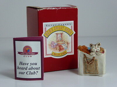 Charming Peter Fagan Colourbox CatsTake Away HS521 Boxed