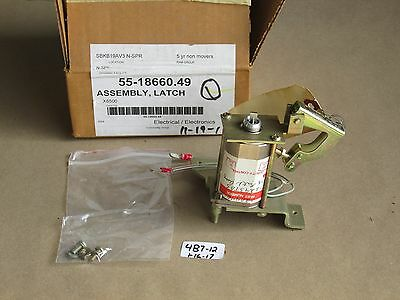 +New In The Box Abb Magnetic Latch Assembly 712293T05