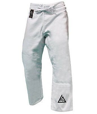 Gracie Jiu-Jitsu Gi Pants - White