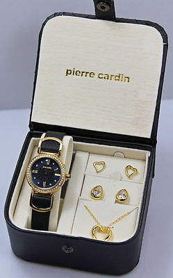 Reloj Mujer Pierre Cardin Rose Gold Con Complementos Pcx4375L187 Pvp 129 €.