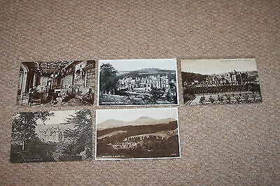A collection of Abbotsford postcards from the 1900s.