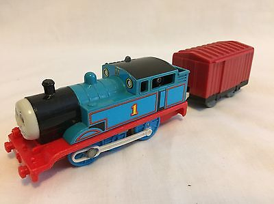 Tomy Trackmaster Motorised Thomas The Tank Engine And Friends Train Truck TESTED
