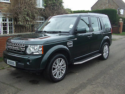 59 Plate  Land Rover Discovery 4 Hse Tdv6 Automatic