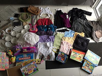 Boot Sale Job Lot Over 100 Mixed Items