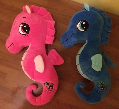 Seahorse Cuddly Toys Perfect For Twins