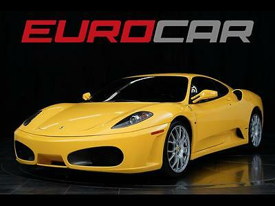 2006 Ferrari 430 Base Coupe 2-Door 2006 Ferrari F430 F1, HIGHLY OPTIONED, ONLY 12000 MILES!!! PRISTINE