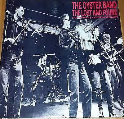 "The Oyster Band, The Lost And Found , Pre Owned12"" vinyl"