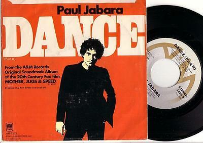 PAUL JABARA -DANCE- 1976 OST MOTHER JUGS SPEED pre-CASABLANCA FUNKY DISCO