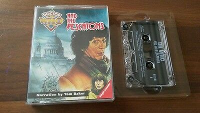 Doctor Who And The Pescatons Cassette
