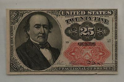 Series 1874 Fifth Issue 25 Cents Fractional Currency FR-1309 *Q85