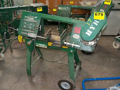Greenlee 1399 vertical horizontal portable bandsaw band saw iron pipe Save $$$
