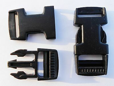 Rucksack/Backpack Quick Release Buckle Clip 3/4 inch, 19mm