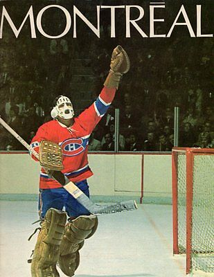 1970 Montreal Canadians Yearbook; V. Nice!