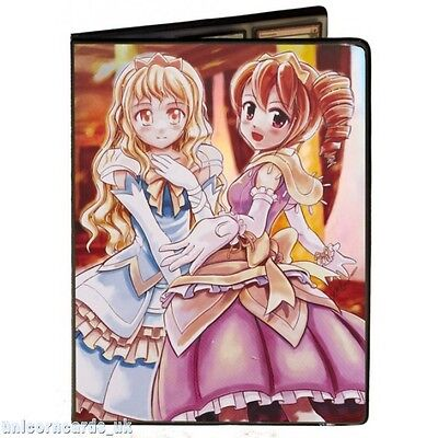 Max Protection Folder A4 Size 10 Pages/9 Pocket Album For 180 Cards: Princesses