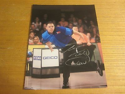 Bill O'Neill Autographed/Signed 8X10 Photograph PBA Bowling
