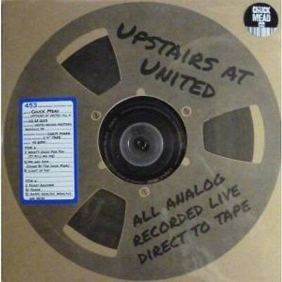 CHUCK MEAD Upstairs At United Vol. 8 LP VINYL US 453 2013 6 Track Recorded Live