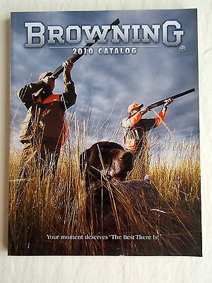 Browning 2010 Catalog