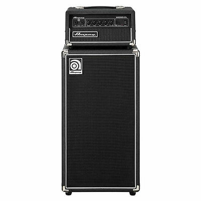 "Ampeg Micro-CL Bass Guitar 2x10"" Mini-Stack 100 Watts Gently Used"
