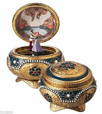 Anastasia Alexandra & Nicholas Hinged Trinket Box Sf Music Box Co