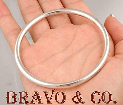 5SB-031 Genuine Solid 925 Sterling Silver Wristband GOLF Bangle New Bracelet.