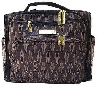 Ju Ju Be Legacy BFF Baby Diaper Bag Backpack w Changing Pad The Versailles NEW