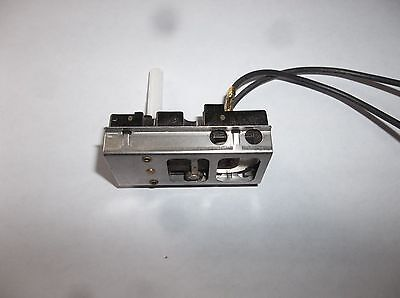 NEW Therm-O-Disc 58T Adjustable Temperature Control Switch 302641 130F C0532