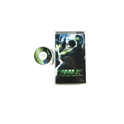 PSP UMD VIDEO : HULK in OVP - Playstation Portable Film