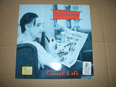 "Ray Davies – Quiet Life – 12"" Single – Picture Sleeve – The Kinks"
