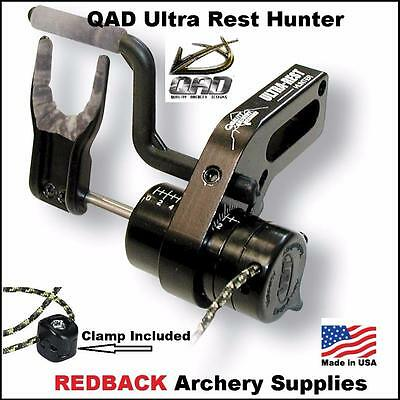 QAD Ultra Rest Hunter Arrow rest Right hand for compound bow archery hunting