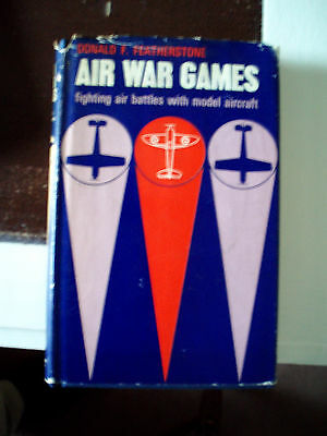 Air War Games Donald F Featherstone Stanley Paul 1966 First Edition