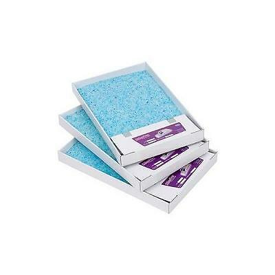 ScoopFree Lucky Litter Tray Refill Pack X 3 Premium Blue Crystals No More Smell
