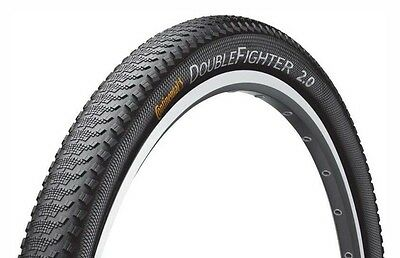 Continental Double Fighter III - Mountain Bike Tyre Rigid  - 29 x 2.0