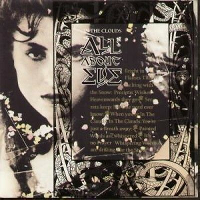 """ALL ABOUT EVE In The Clouds 7"""" VINYL UK Mercury 1987 B/W She Moves Through The"""