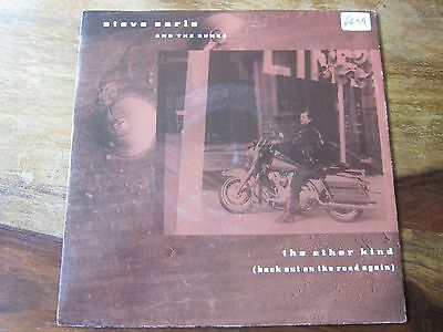 """Steve Earle - The Other Kind - Classic Early Earle 7"""" In Excellent Con"""