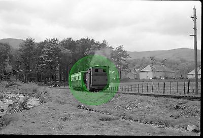 MONO LARGE NEG SNOWDON MOUNTAIN NORTH WALES NARROW GAUGE RAILWAYS 1940s-50s