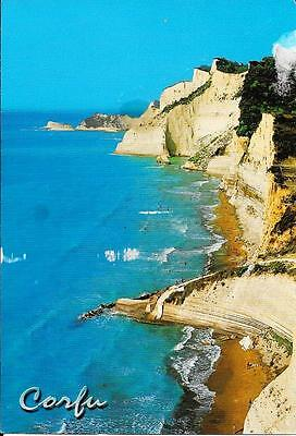 Peroulades, Corfu - Posted Postcard