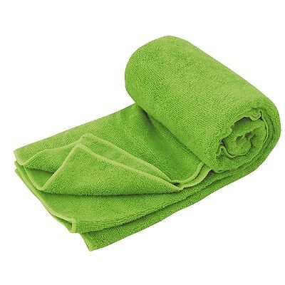 Travelsafe TS3101 Terry Towel Mikrofaser Handtuch Reisehandtuch Outdoor L #S