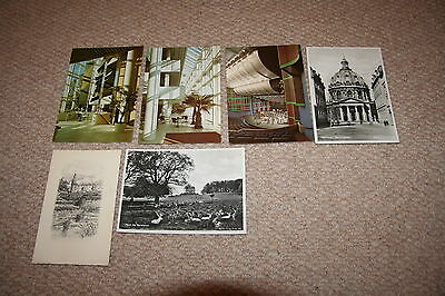 A collection of Denmark postcards from the 1900s.