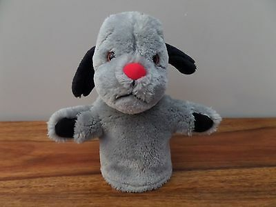 The Sooty Show Sweep Hand Puppet  With Squeaker
