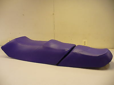*97-98 Yamaha Waveventure 760 / 1100  *purple*  Seat Cover Set *new*!