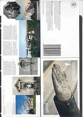 Finland 2016. Wooden Pauper Tradition. Booklet. Gest. Used.