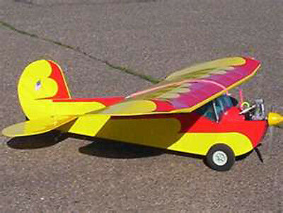 Clancy Lazy Bee Sport plane  Plans,Templates & Instruction