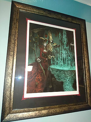 Sideshow Collectibles Keys to the Kingdom Framed Art Print