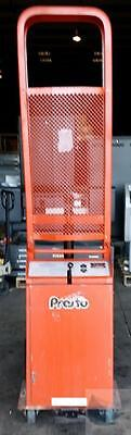 Prestolifts B578 Battery Stacker Hydraulic Power Lift TESTED & WORKING