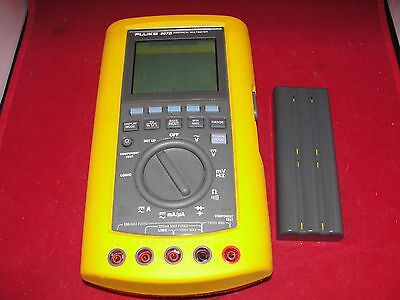 For Fluke 867B Graphical Multimeter Parts LCD Screen Display Panel Replacement