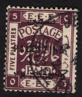 PALESTINE British Colonies STAMP Rare Collection