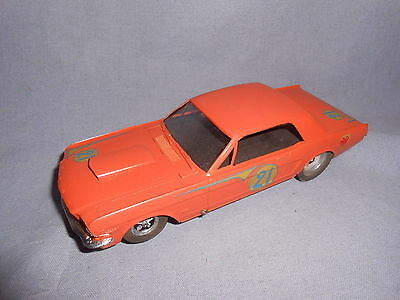 1964-65-66 Ford Mustang Coupe 1/24 scale Slot Car