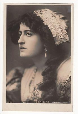 VINTAGE RP POSTCARD,CONSTANCE COLLIER,LOVELY COSTUME,ROTARY PHOTO,c1905