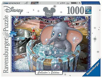 Disney Puzzle Jigsaw Ravensburger Magical Moments 1000 pieces 19676 Dumbo